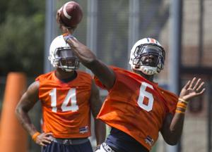 Auburn Fall Practice Day Two 29