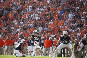 GAMEDAY: Auburn vs. Georgia 30