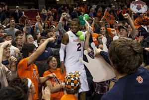 Auburn basketball Allen Payne LSU