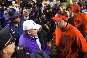 FOOTBALL: Auburn vs. LSU 69