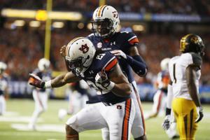 SEC CHAMPIONSHIP: Auburn vs. Missouri 22