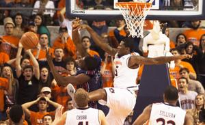 MEN'S BASKETBALL: Auburn vs. Ole Miss