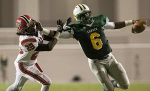 2012 Opelika vs. Carver playoff game