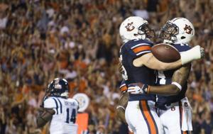 FOOTBALL: Auburn vs. Ole Miss 30