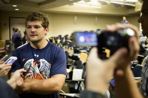 Auburn Football Reporting 04