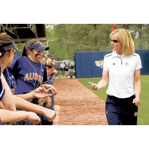 AU softball faces LSU to open SEC Tourney