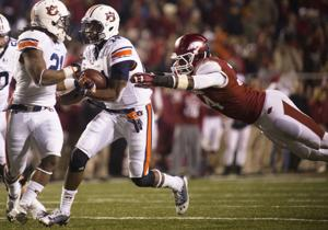 GAMEDAY: Auburn vs. Arkansas 30