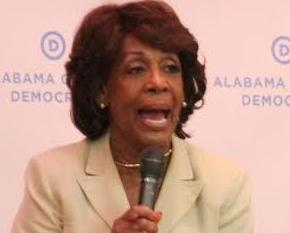 Maxine Waters and other democratic leaders address Alabama College Democrats in Auburn