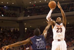 MEN'S BASKETBALL: Auburn vs. Ole Miss