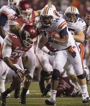 GAMEDAY: Auburn vs. Arkansas 31