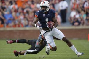 FOOTBALL: Auburn vs. Arkansas State 16