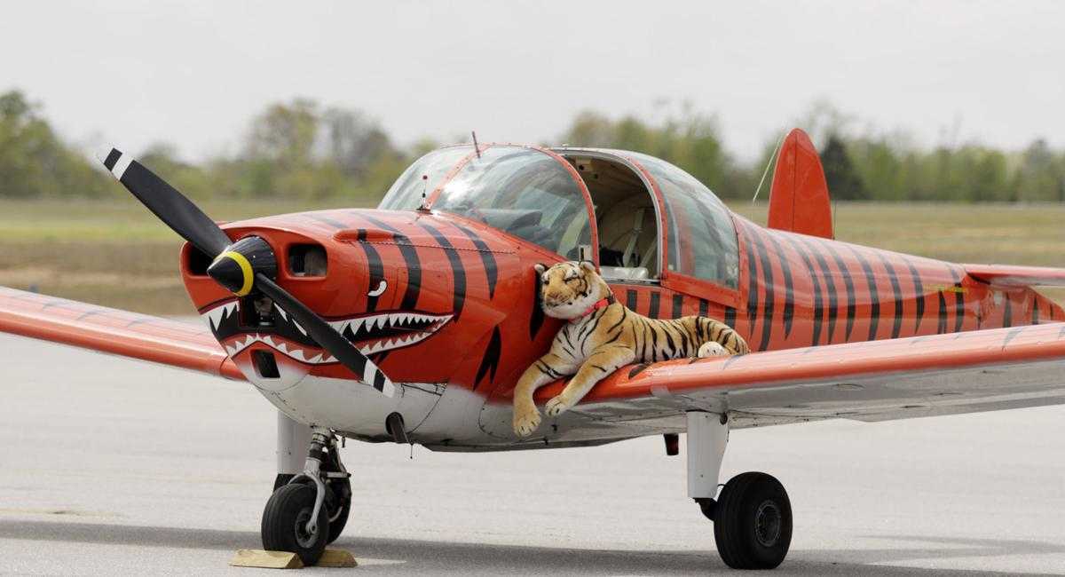 Flying Tigers land at Auburn airport | Local News