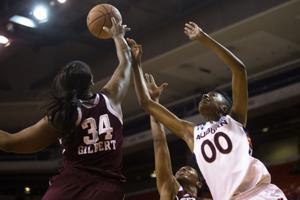 WOMEN'S BASKETBALL: Auburn vs. Texas AM 01
