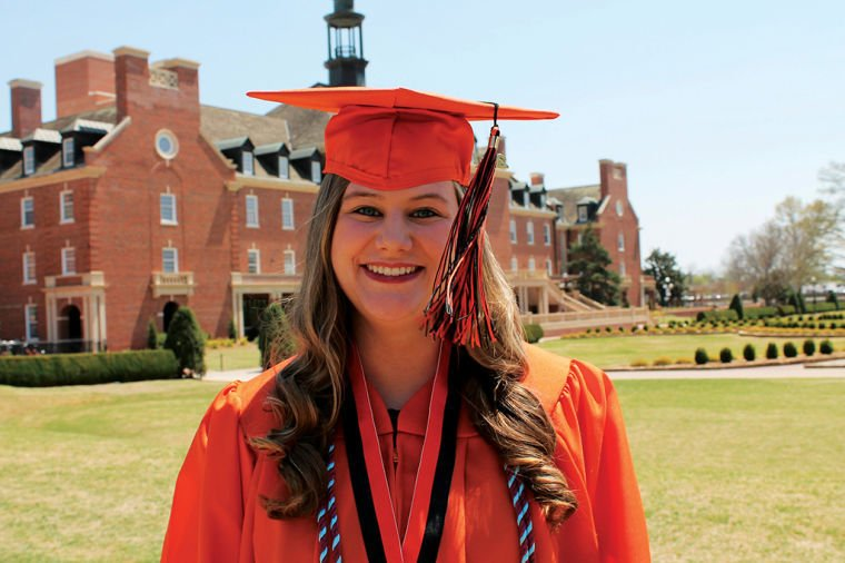Orange cap and gown to signify successful senior | News | ocolly.com