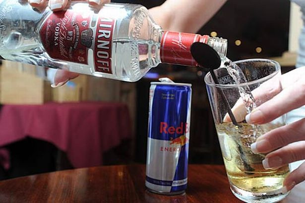 Does Mixing Alcohol With Energy Drinks Make You Drunker