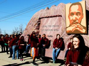 MLK Parade in Tulsa