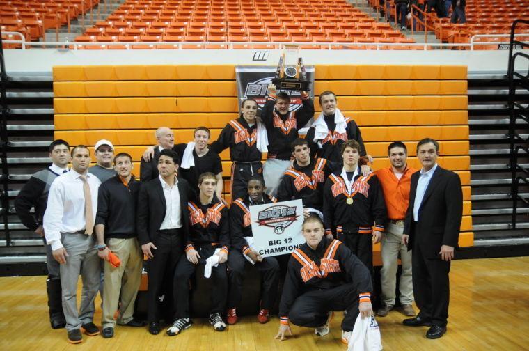 Big 12 wrestling tournament - ocolly.com : Sports