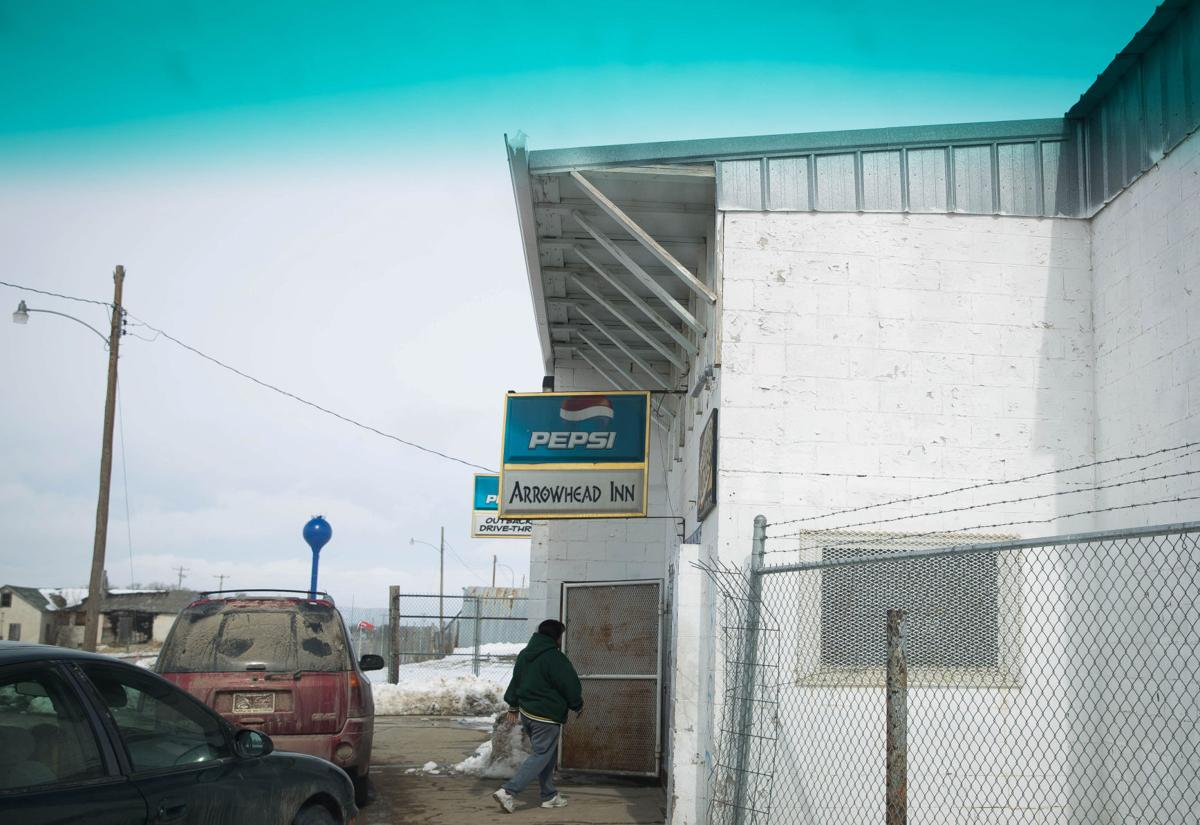 singles in whiteclay The cost of a can of beer by natasha rausch special to the daily news  feb 18, 2017 () facebook twitter email sheridan county sheriff terry robins checks on a drunk man lying in front.