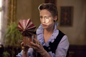 'Conjuring' brings couple unwanted attention