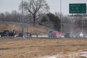Man struck by semi, killed on I-80 near 52nd