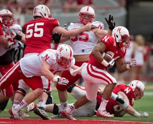 Huskers drilled all spring on fundamentals of bringing back kicks