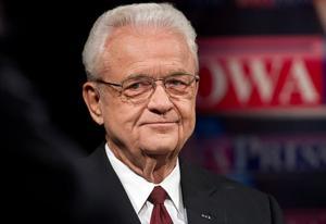 Former Iowa Rep. Leonard Boswell drops defamation lawsuit