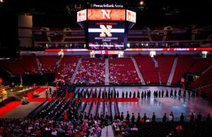 UNL summer graduation marks first public event at Lincoln's Pinnacle Bank Arena