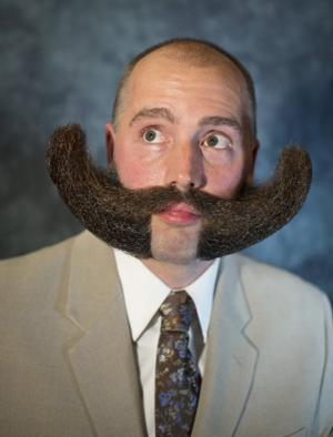 The beard, a growing fashion statement