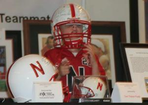 For birthday, Jack Hoffman parties, raises funds