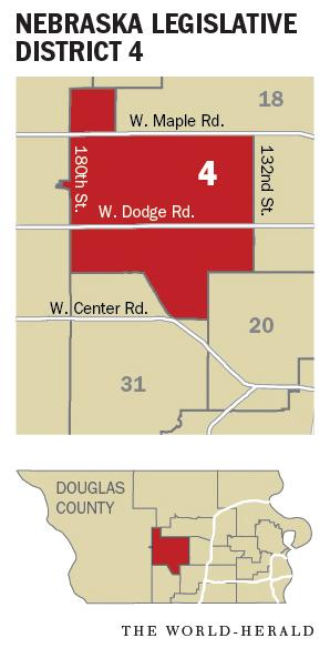 No strangers to political process in Legislative District 4 race