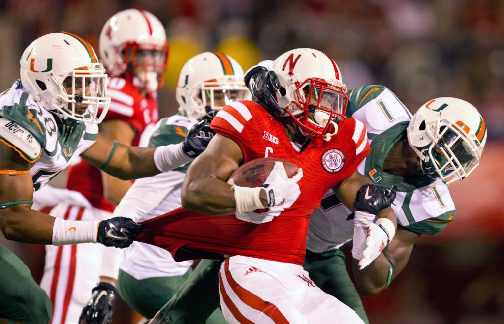 Husker greats praise Ameer Abdullah for skill and will ...