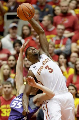Ejim, ISU get back to winning ways