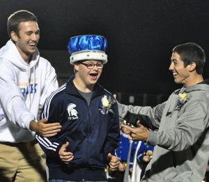 Boy with Down syndrome crowned homecoming king at Papio-LV South