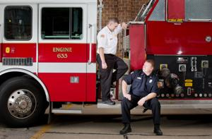 La Vista's volunteer firefighters answer last calls after decision to outsource work to Papillion
