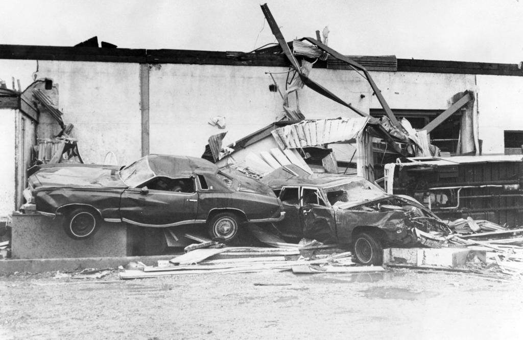 Tornado Of 1975 Home