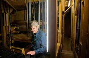 At St. Cecilia Cathedral, organ to perform at own birthday bash