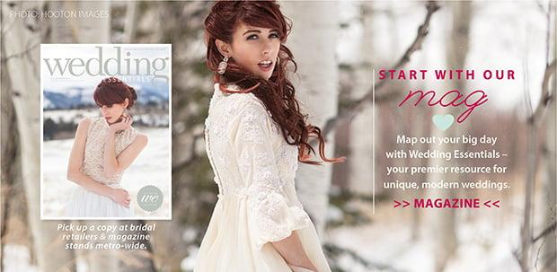 Wedding Magazine link