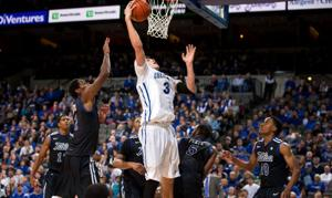 McDermott, Chatman help Creighton hold off Tulsa