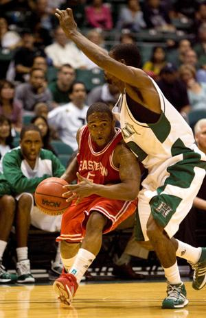 Out of second chances, ex-basketball star Benny Valentine gets prison