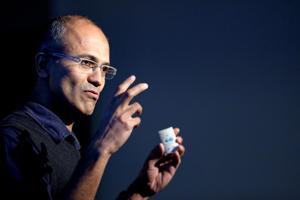 Microsoft insider Natella 'a safe choice' to take helm, investors say