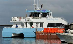 Google offers free ferry service for its commuters