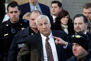 Aaron Fisher, 1st to accuse Jerry Sandusky of molestation, details coach's abuse
