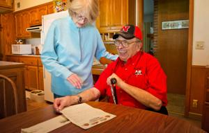 Grace: Letter was lost for 63 years, but their love wasn't