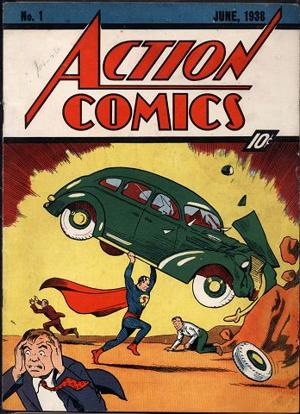 Once sold for $130, Superman has since made more than a billion