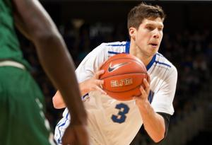 Jays close nonconference play with win over Chicago State
