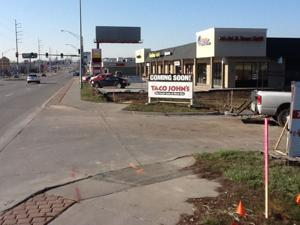 Taco John's plans location near Nebraska Furniture Mart
