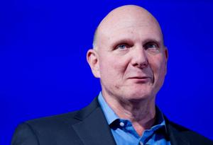 Retiring Microsoft CEO Ballmer 'missed a few turning points'