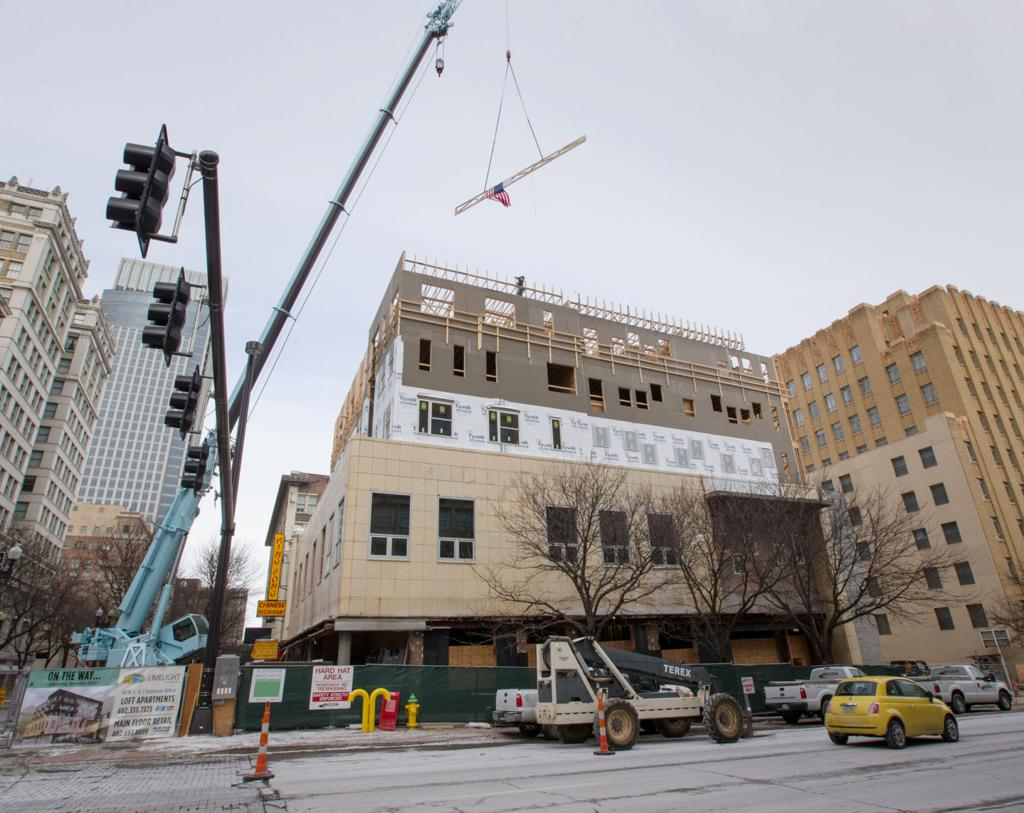 Rising Number Of Apartments Condos Have Helped Revitalize Omaha 39 S Core Outlook