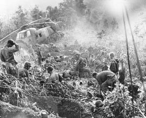 Vietnam: Lingering echoes of a distant war