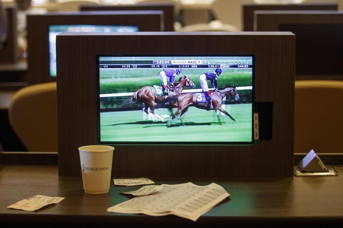 horseshoe casino omaha dog races